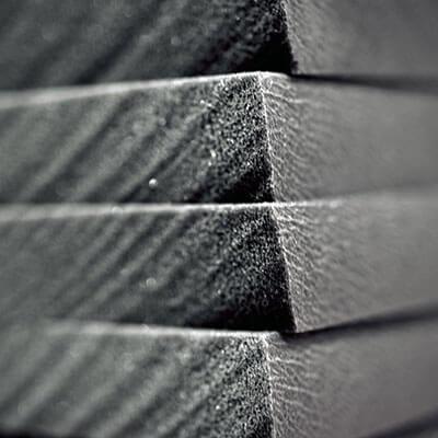 Materials foam