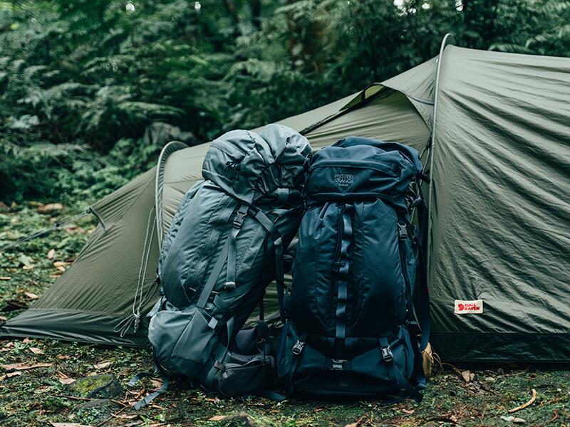 GLACIER —長程縱走、海外背包旅行,承載大型登山背包更多可能性