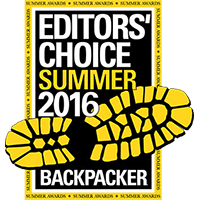 backpackers editor's choice